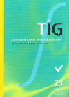 TIG 2007 - Regulatiesysteem